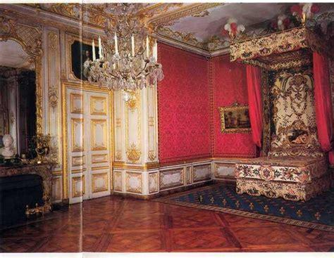 chambre louis xv les chateaux royaux