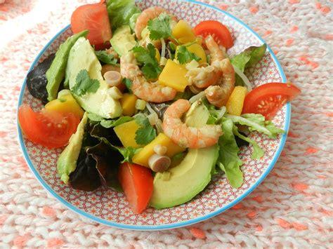canapé avocat crevette recettes de salade de p 28 images salade pasteque