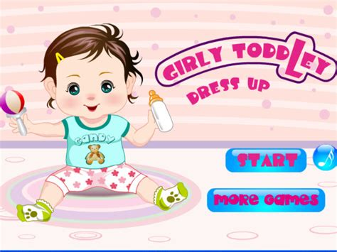 pictures baby dress up best resource 167 | girly toddler dress up game fun baby gamescom close
