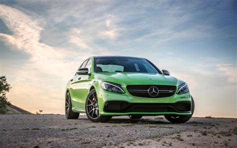 Amg Car Wallpaper Hd by 2016 Vorsteiner Mercedes Amg C63 V Ff 106 Wallpaper Hd