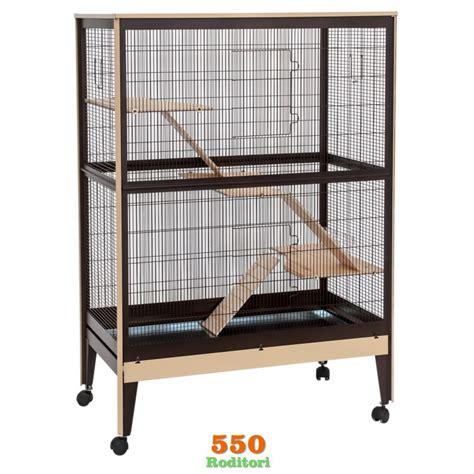 gabbia per furetto gabbia con barre per piccoli mammiferi furetti mod 550