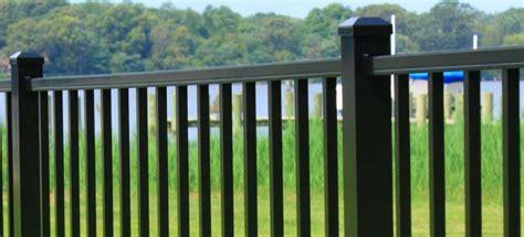 fencing colors aluminum options vinyl different fences finials ornamental coastal listed decorative lines above