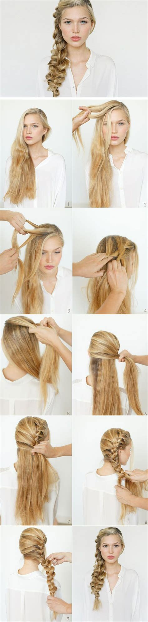 easy style for hair easy hairstyles for medium hair to do yourself bebelush 5720