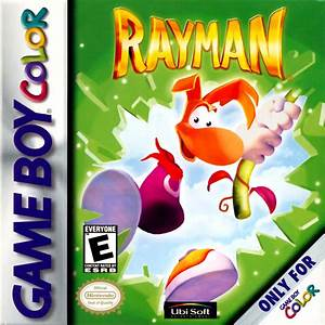 Rayman Game Boy Color