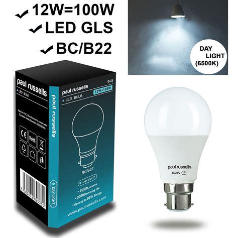 ecosmart 100 light led warm white m5 light set 5w 7w 12w led 40 60w 100w e27 b22 gls l light bulbs