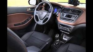 Hyundai I20 2016 : 2016 hyundai i20 interior youtube ~ Medecine-chirurgie-esthetiques.com Avis de Voitures