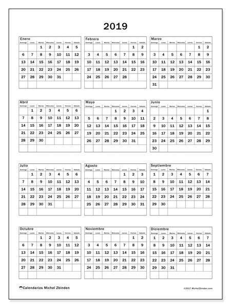 calendario 2020 da stare gratis calendario 2019 36ds calendarios calendario para
