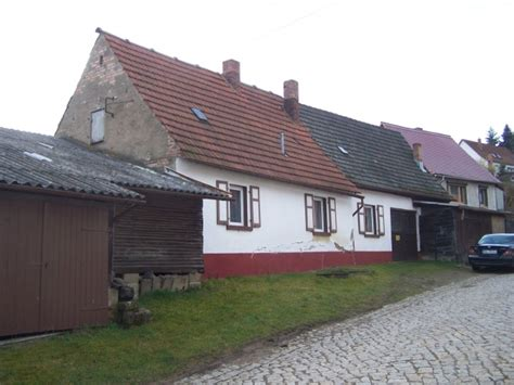 Haus, Garten, Garage Und Werkstatt In Wippra Zu Verkaufen