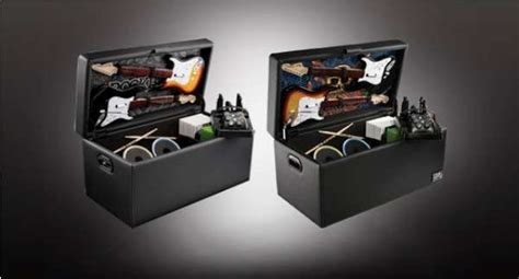 gamer storage furniture rock band storage ottoman