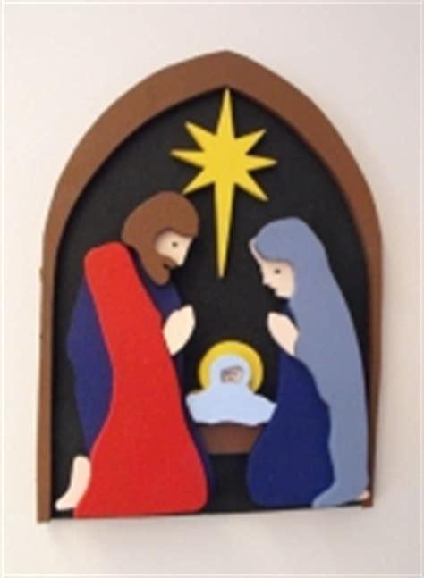 scrollsaw christmas nativity  woodworkersworkshopcom