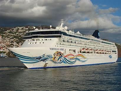 Spirit Norwegian Cruise Line Ship Ncl 1998