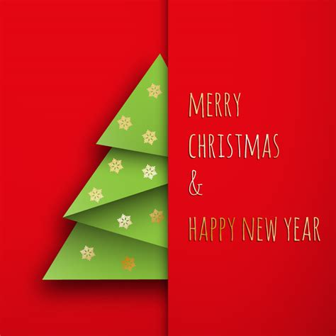 Seeking for free merry christmas png images? Merry Christmas & Happy New Year Vector | Free Vector ...