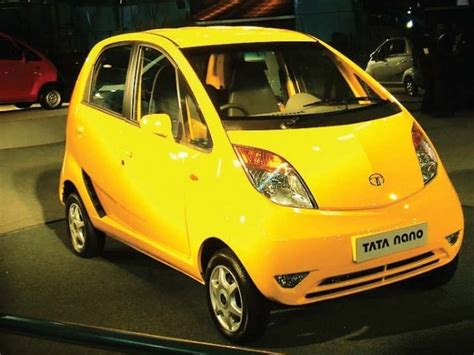 Crossing borders : World s cheapest car to be launched in ...