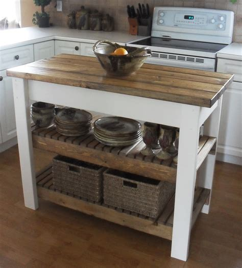how to build a custom kitchen island white kitchen island diy projects