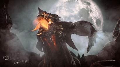 Souls Remake Demon Ps5 Wallpapers Demons Mon