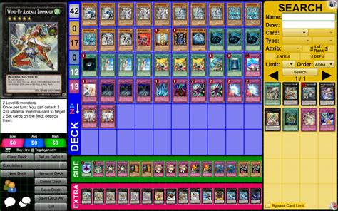 bujin deck link format yugioh deck profile bujin april 28 images yugioh