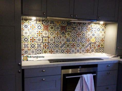 Fliesenspiegel Küche Mediterran by 32 Besten Bunte Fliesen Bilder Auf Mexiko