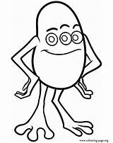 Monster Monsters Coloring Pages Inc University Fungus Draw Printable Drawing Worksheet Colouring Fungi Step Disney Sheets Character Clipartmag Homeschooldressage Everfreecoloring sketch template