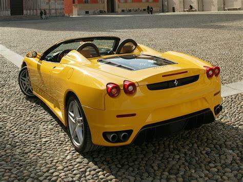 Ferrari 488 spider 2021 is a 2 seater convertibles. FERRARI F430 Spider specs & photos - 2005, 2006, 2007 ...