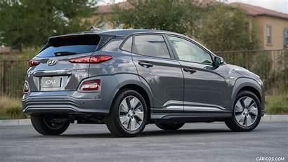 Hyundai Kona Electric Quarter Rear Three 1600