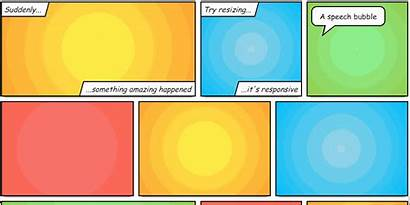 Comic Layout Css Friendly Mobile Codemyui Rating