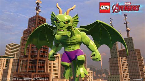 Lego Marvels Avengers Ps4 Playstation 4 News Reviews