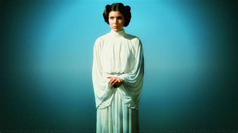 Carrie Fisher Princess Leia Xxxvi By Dave Daring On Deviantart
