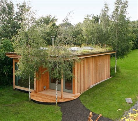 Garden Room With Living Roof by 78 Best Images About Green Roofs On The Roof