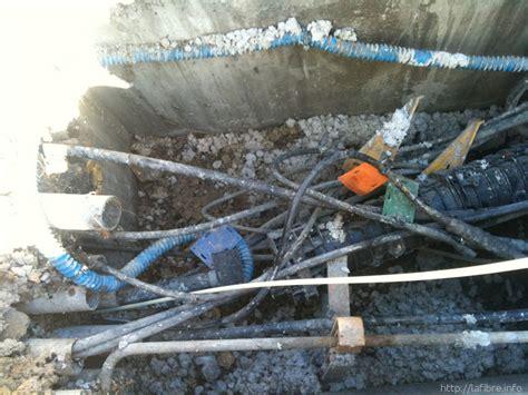 chambre telecom reportage photo du fibrage de mon immeuble par orange