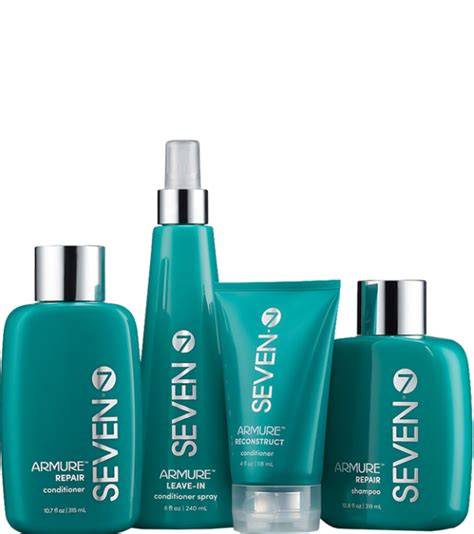 Luxury Hair Products  Seven Haircare  The Definition Of