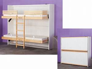 Ikea Lit Une Place : des lits malins pour gagner de la place le journal de la maison ~ Preciouscoupons.com Idées de Décoration