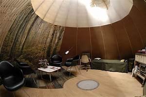 Native American Tent Architecture, Futuristic Tipi Design
