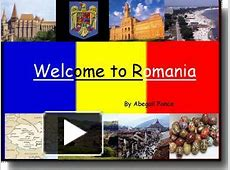 PPT – Welcome to Romania PowerPoint presentation free to