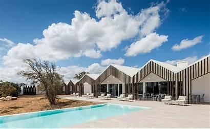 Alentejo Hotel Country Portugal Grandola Architecture Thinking