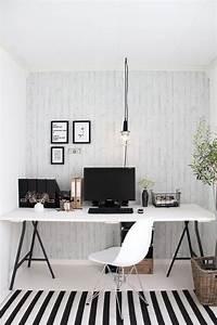 Creating, A, Modern, Minimalist, Workspace, U2014, Renoguide