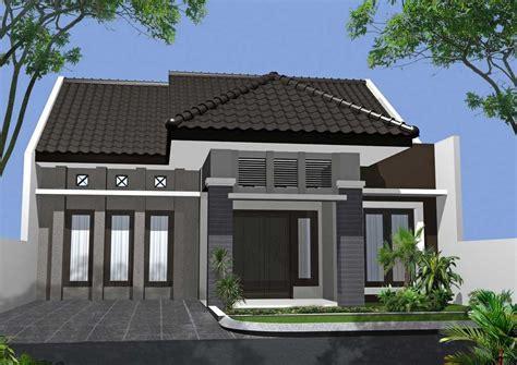 model rumah impianku  gambar indah rumah minimalis type