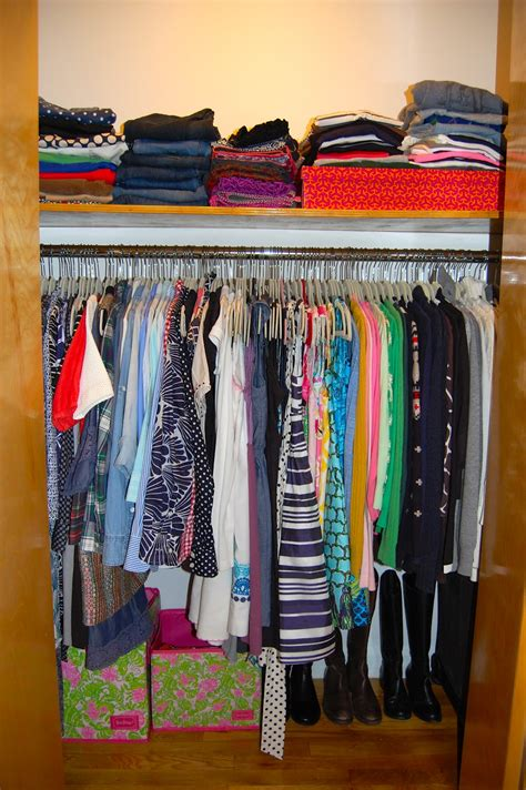 How To Organize A Clothes Closet by Organize Clothes Shoes The Prepster