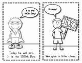 Hero Zero 100th Reader Coloring Template Features sketch template