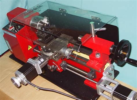 mini lathe cnc plans
