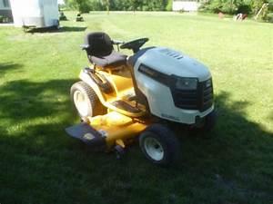 Cub Cadet Sltx 1054 Vt Lawn Tractor