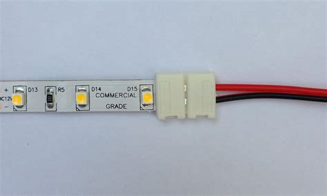 led connectors solderless connectores for led