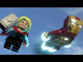 lego marvel heroes 100 walkthrough part 10 that sinking feeling modok fight