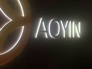 3d illuminated letters sydney led signs With 3d illuminated letters
