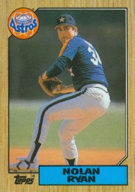 topps nolan ryan  baseball card  price guide