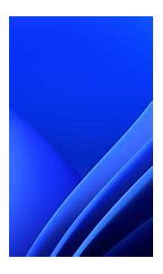 Artistic Digital Art Blue Stock Windows 11 4K HD Windows ...