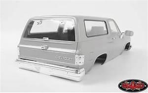 Carrosserie Zins : rc4wd chevrolet blazer hard body complete set 1 10 modellbau metz slotcars rc modellbau ~ Gottalentnigeria.com Avis de Voitures
