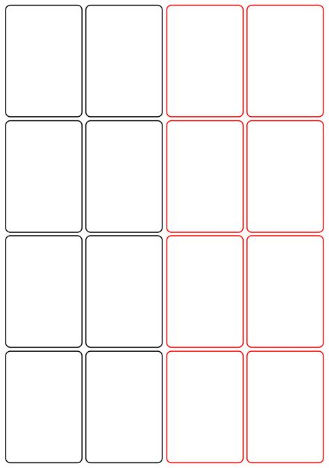 We did not find results for: 8 Best Blank Playing Card Printable Template For Word - printablee.com