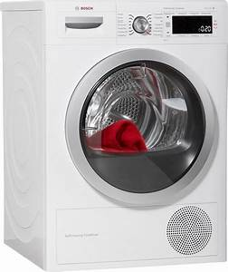 Bosch Waschtrockner Serie 6 : bosch wtg86400 serie 6 luftkondensations w schetrockner b 8 kg wei easyclean filter ~ Frokenaadalensverden.com Haus und Dekorationen