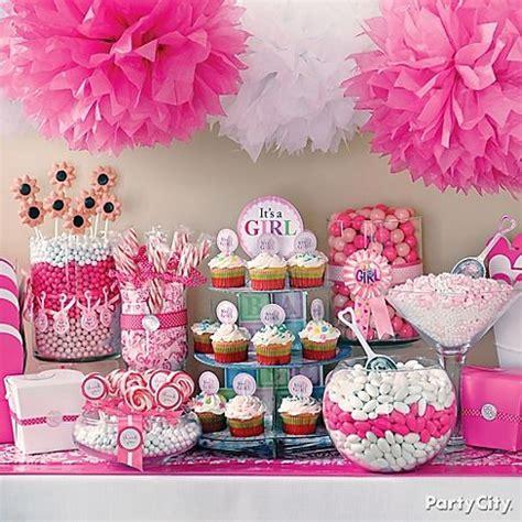 Baby Girl Shower Ideas  Baby Shower Decoration Ideas