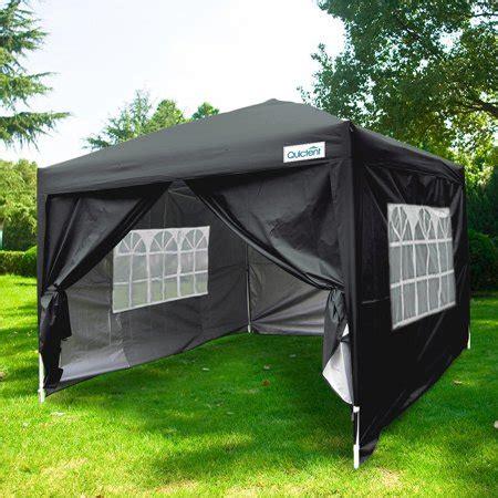 quictent    ez pop  canopy tent outdoor gazebo party tent   sides roller bag